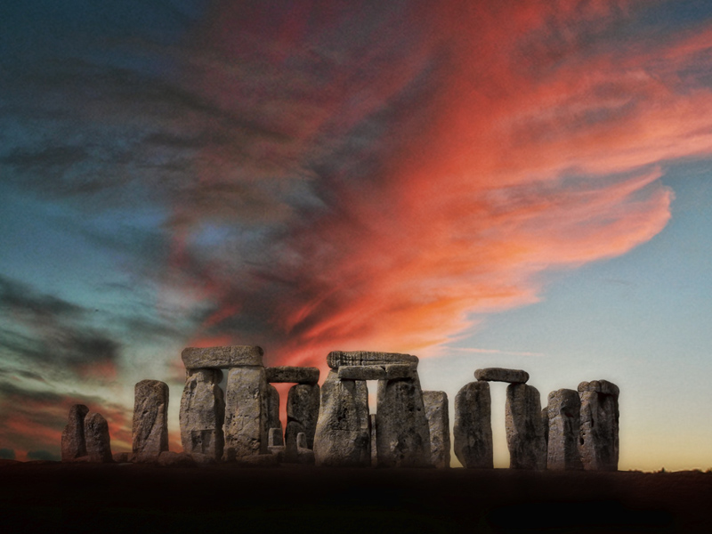 Ceremonies at Stone Henge by Rebecca Walker, Yorkshire Civil Celebrant