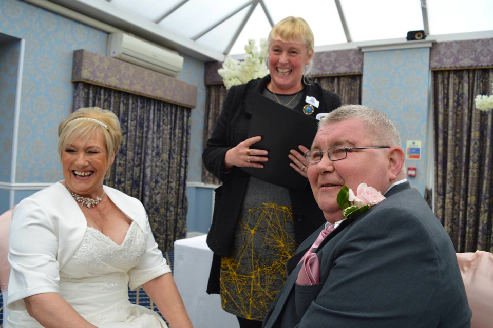 Weddings & Handfasting Services from Yorkshire Civil Celebrant
